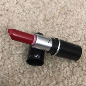 M.A.C. Mini Matte Lipstick in Russian Red